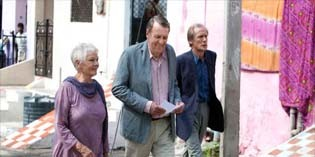 The Best Exotic Marigold Hotel for the Elderly & Beautiful (2012)