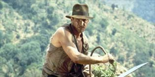 Indiana Jones and the Temple of Doom (1984); ★★★1/2