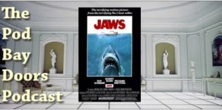 The Pod Bay Doors Podcast, Episode #52: Jaws (1975)
