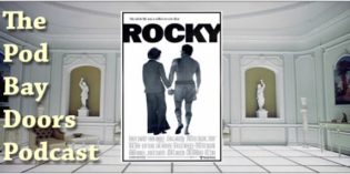 The Pod Bay Doors Podcast, Episode #79: Rocky (1976)
