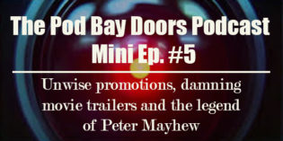 The Pod Bay Doors Podcast, Mini Ep. #5: The Legend of Peter Mayhew