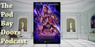 The Pod Bay Doors Podcast, Special Episode: Avengers: Endgame (2019)
